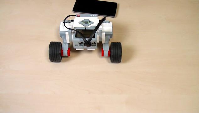 Image for Камера на колела. Въведение