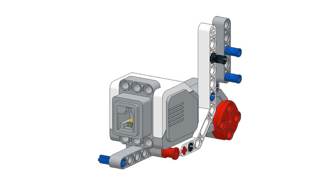 Image for Precautions when building LEGO robots from PDF instructions