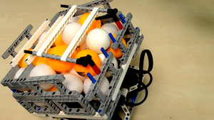 Image for Contain and release ping pong balls - part 1