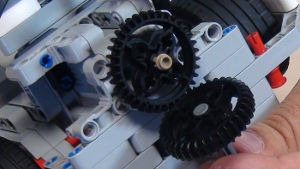 Image for LEGO Gears. Changing Orientation