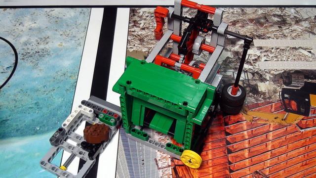 Image for Composting. FIRST LEGO League Trash Trek 2015