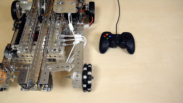Image for Tetrix Gamepads. One Gamepad stick for moving in all directions