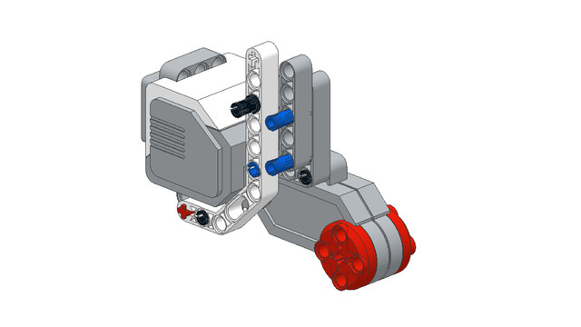 Image for Following instructions and building your robot