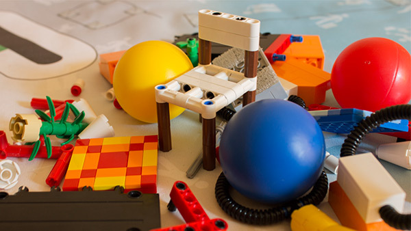 Image for Destroying the FIRST LEGO League Senior Solutions Field