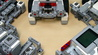 Image for Robot Design Ideas for Chassis with Mindstorms EV3. Base 2