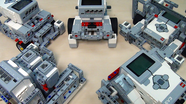 Image for FIRST LEGO League with LEGO Mindstorms EV3