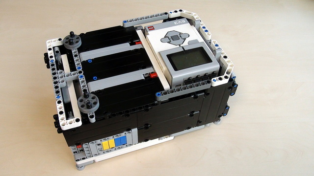 Image for Box Robots for Robotics Competitions