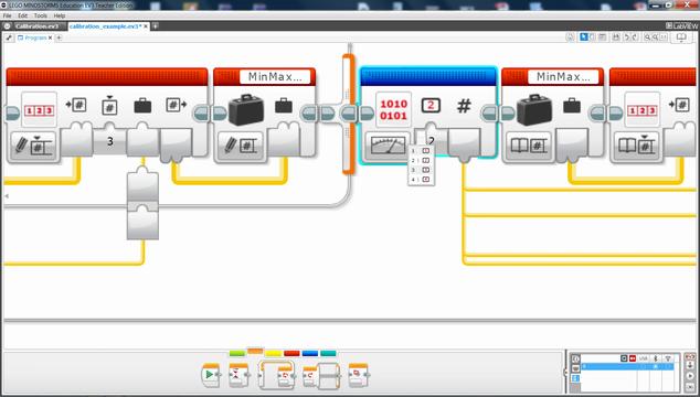 Image for Advanced Light/Color sensors calibration for more than one sensor