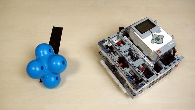Image for Hardcode read of calibrated value for Light/Color LEGO Mindstorms sensors