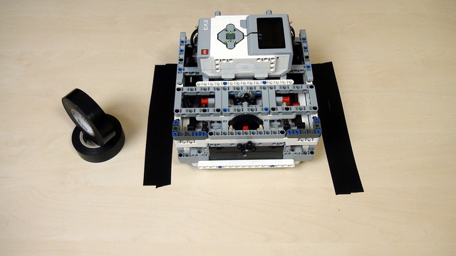 Image for Calculated read of calibrated value for Light/Color LEGO Mindstorms sensors