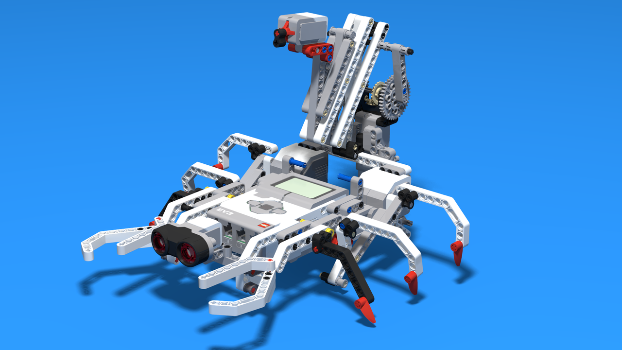 Image for Scorpion - LEGO EV3 Robot