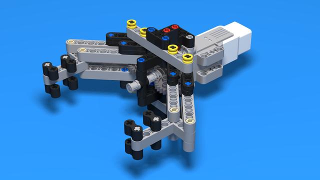 Image for LEGO Mindstorms Grabber v3