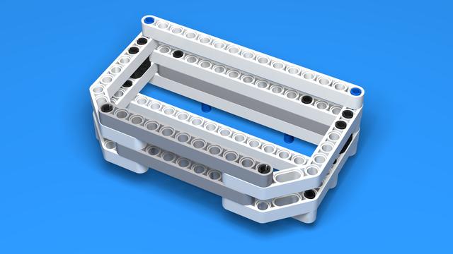 Image for Ugbroid - Modular EV3 LEGO Car - Part 1