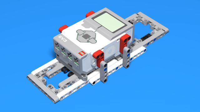 Image for Ugbroid - Modular EV3 LEGO Car - Part 2