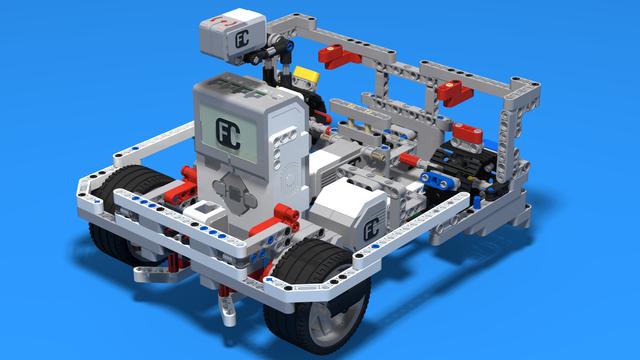 Image for WRO Better robot 2