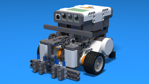 Image for NXT Competition Robot - Instructions
