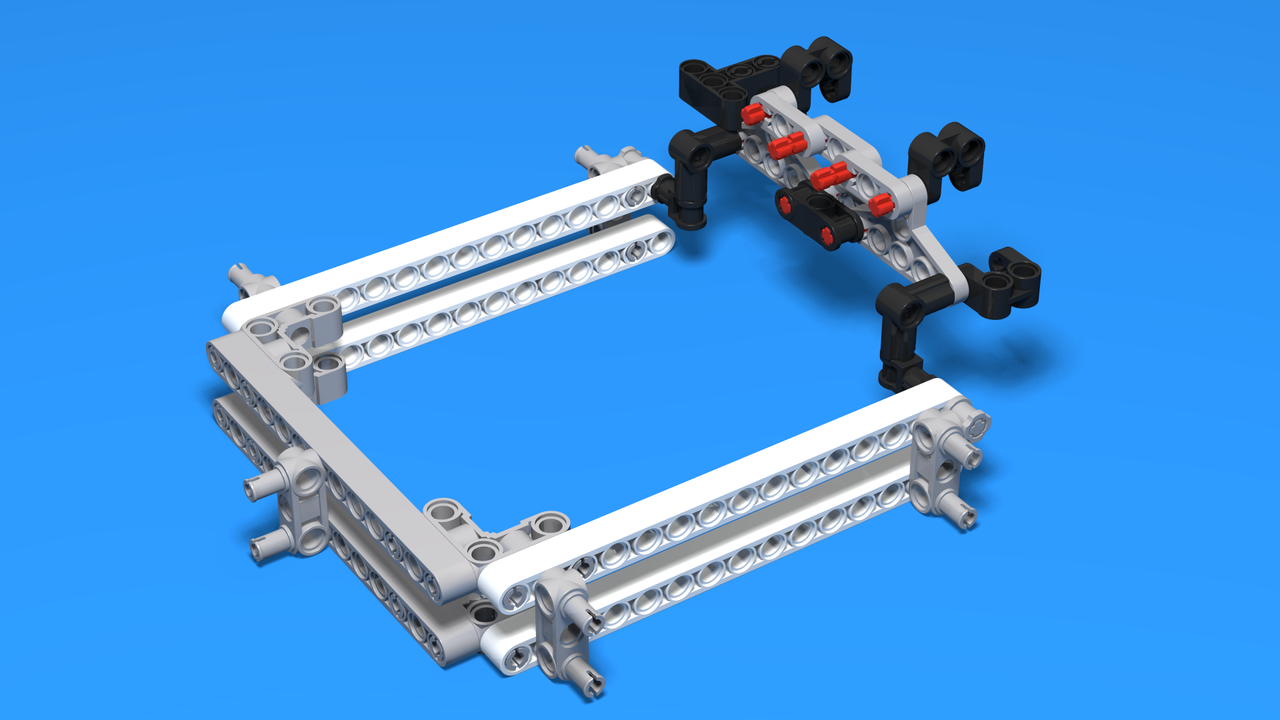 Image for Quick Pinless EV3 Attachment