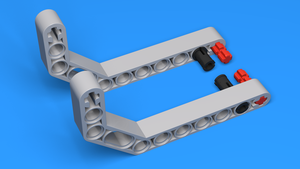 Image for Building instructions for the long arm