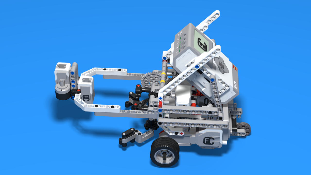 Image for Minesweeper - LEGO EV3 catching robot