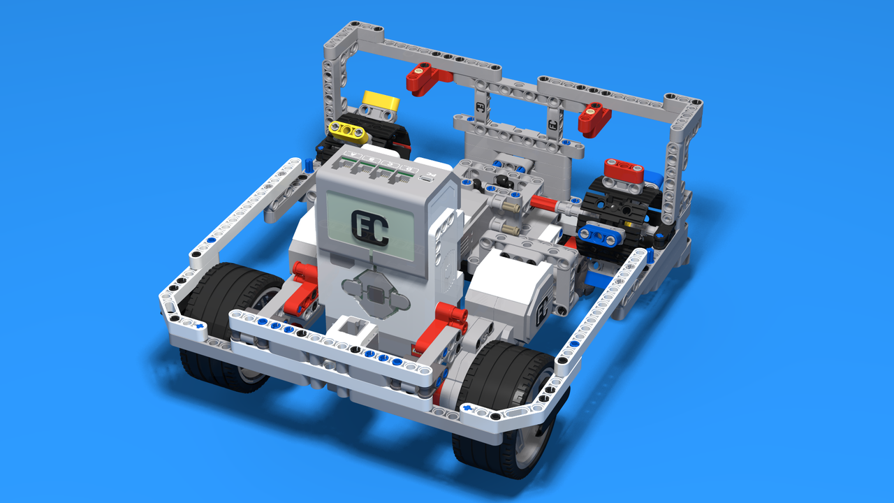 Image for WRO Better Robot for Collecting Ping Pong Balls