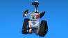 Image for The new Spy - LEGO Mindstorms EV3 humanoid robot