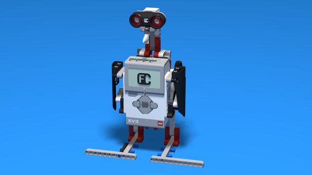 Image for Penguin LEGO Mindstorms Robot