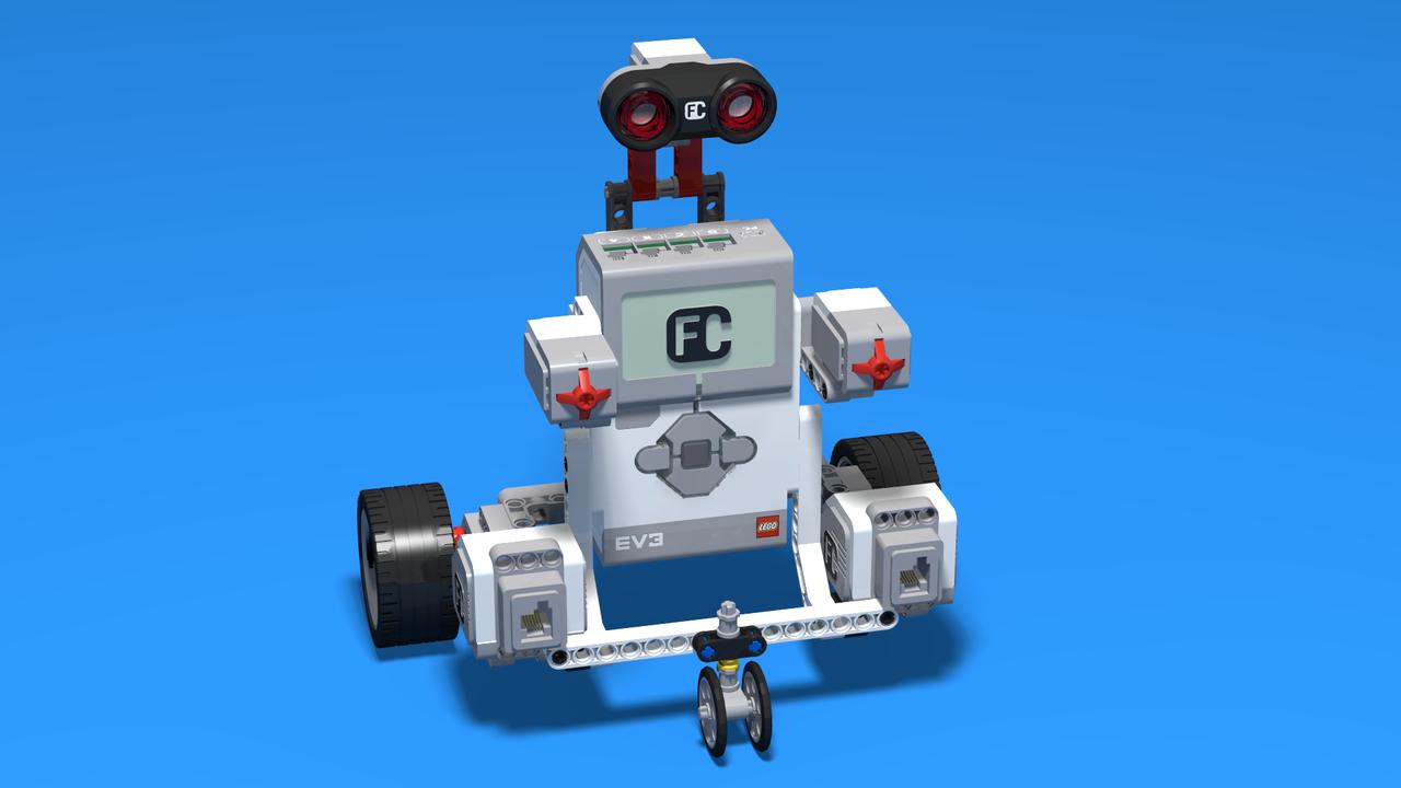 Image for Spy Bot - LEGO Mindstorms EV3 Robot used as a spy