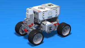 Image for Lesson 5 - Robo Car