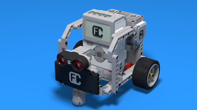 Image for Space Explorer. Robot 3