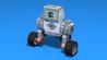 Image for Еклоид – ЛЕГО робот с широка задна приставка с мотори