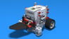 Image for Sumo Competition Robot from LEGO Mindstorms EV3