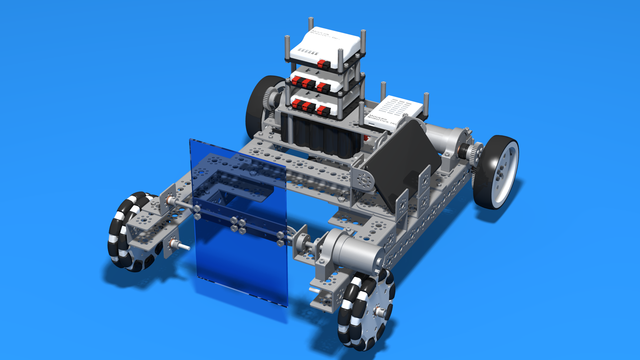 Image for FTC Tetrix Ball Collecting Mechanism for PushBot