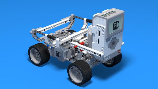 Image for Кланг - Лего EV3 Военно-транспортен камион