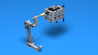 Image for Box Robot Active Attachment for the right side of the robot