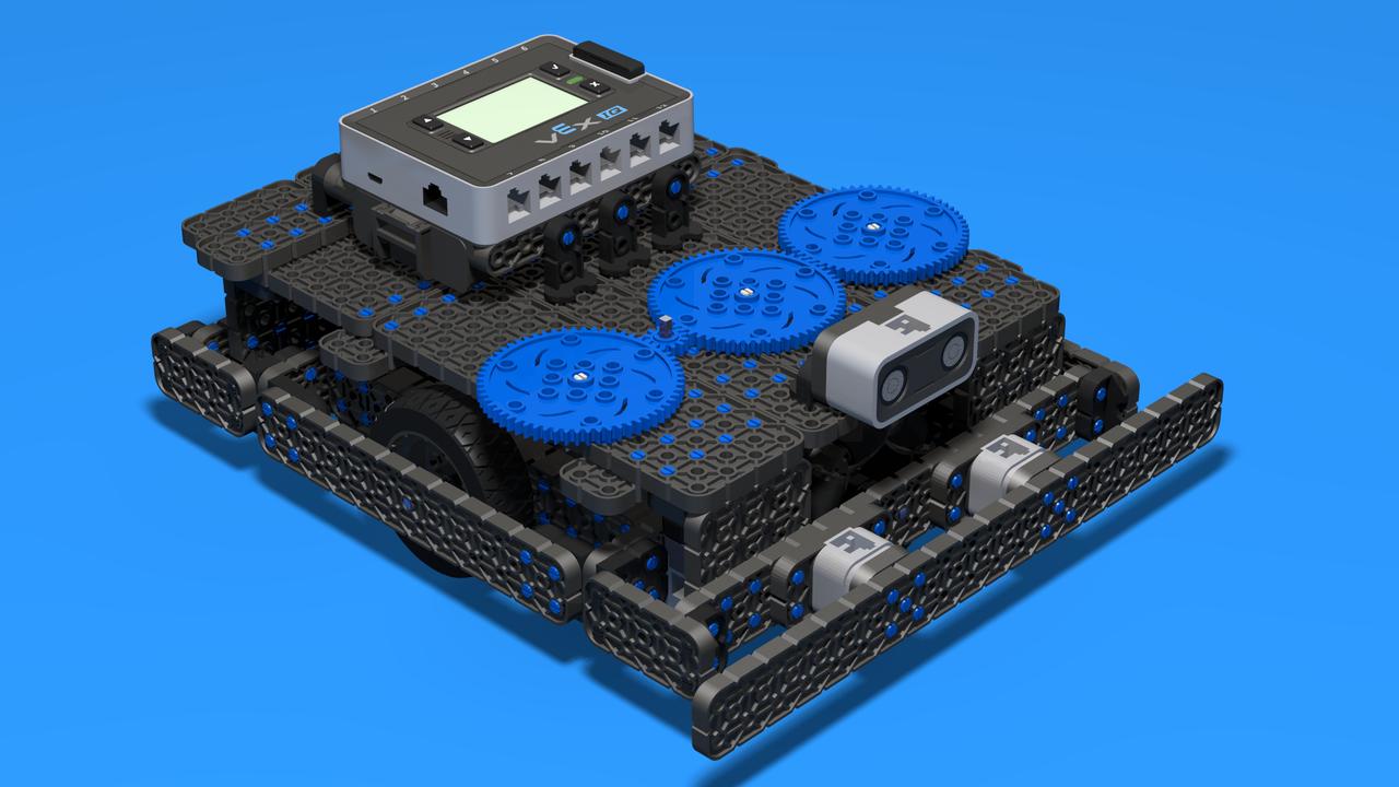 Image for VEX IQ Robot Base 4