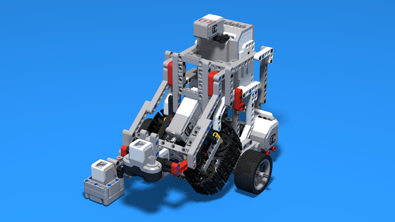 Image for WRO Box Collecting Robot