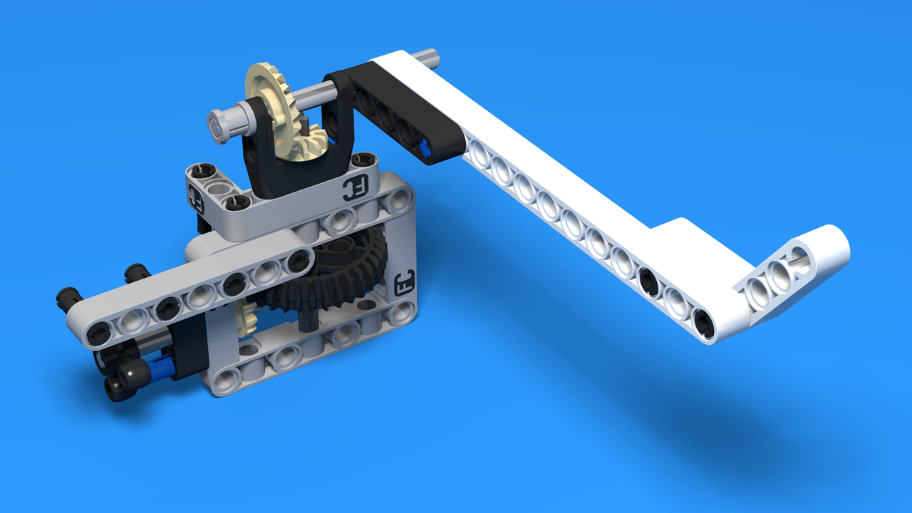 Image for Box Robot Active Attachment for heavy lifting