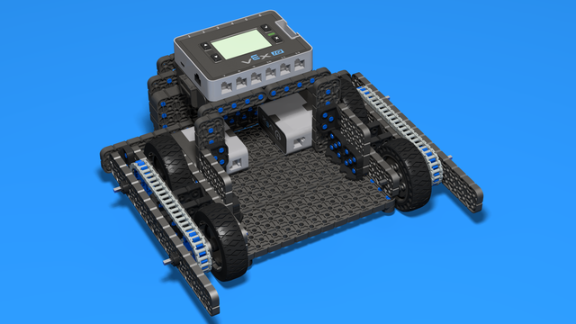 Image for VEX IQ Robot Base Chassis 2