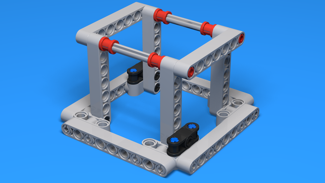 Image for Competition Box for Robopartans EV Fi classes built with LEGO Mindstorms EV3