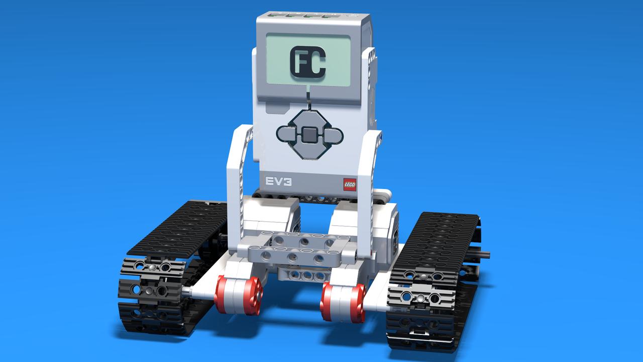 Image for Norbit - a LEGO EV3 Tank