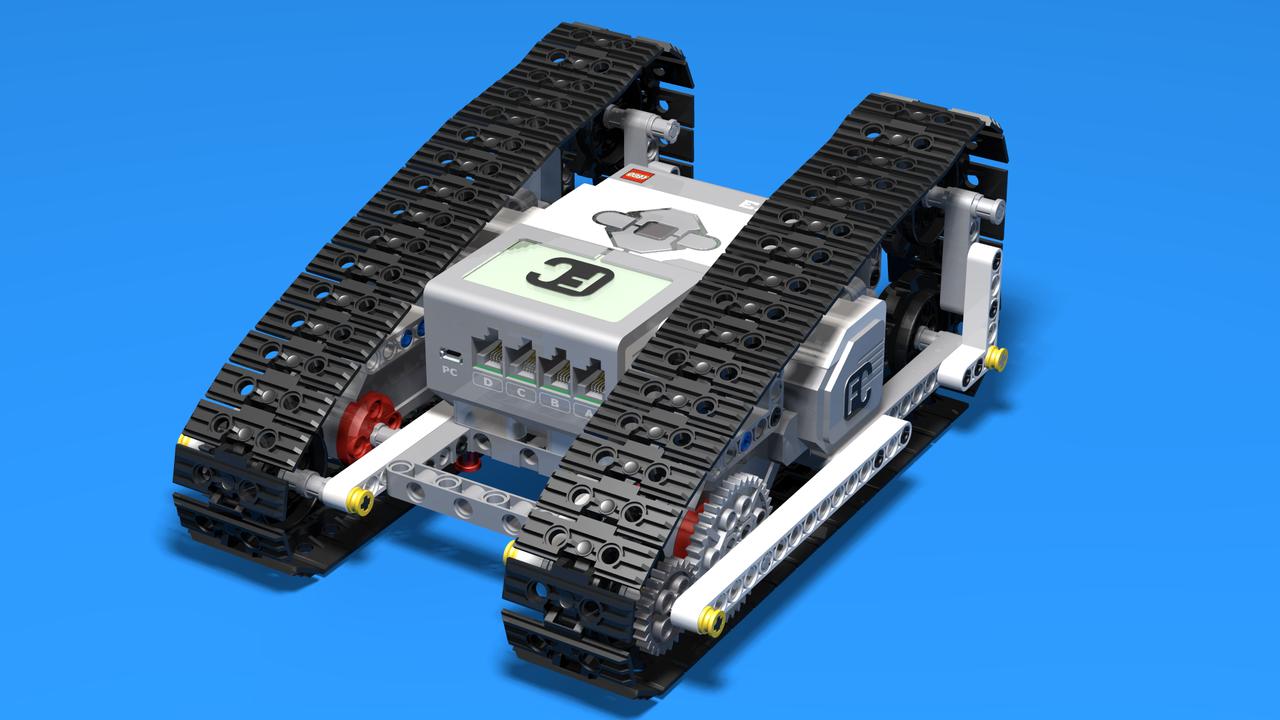 Image for Икозейтър - Лего EV3 танк