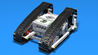 """Image for Level B2. """"Military Technologies"""". Robotics with LEGO"""