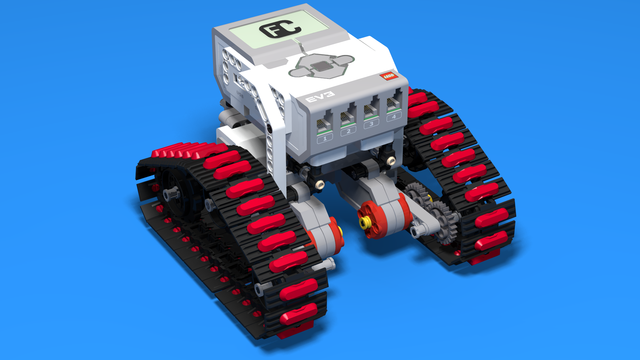 Image for Modified base of the Freedom Folk Race tank robot