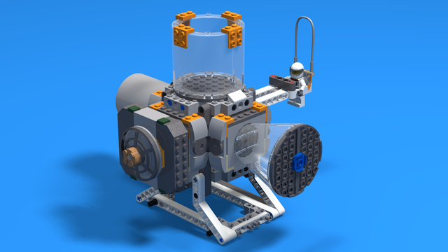 Image for Space Station Modules. Mission 06 For FIRST LEGO League 2018 Into Orbit Challenge