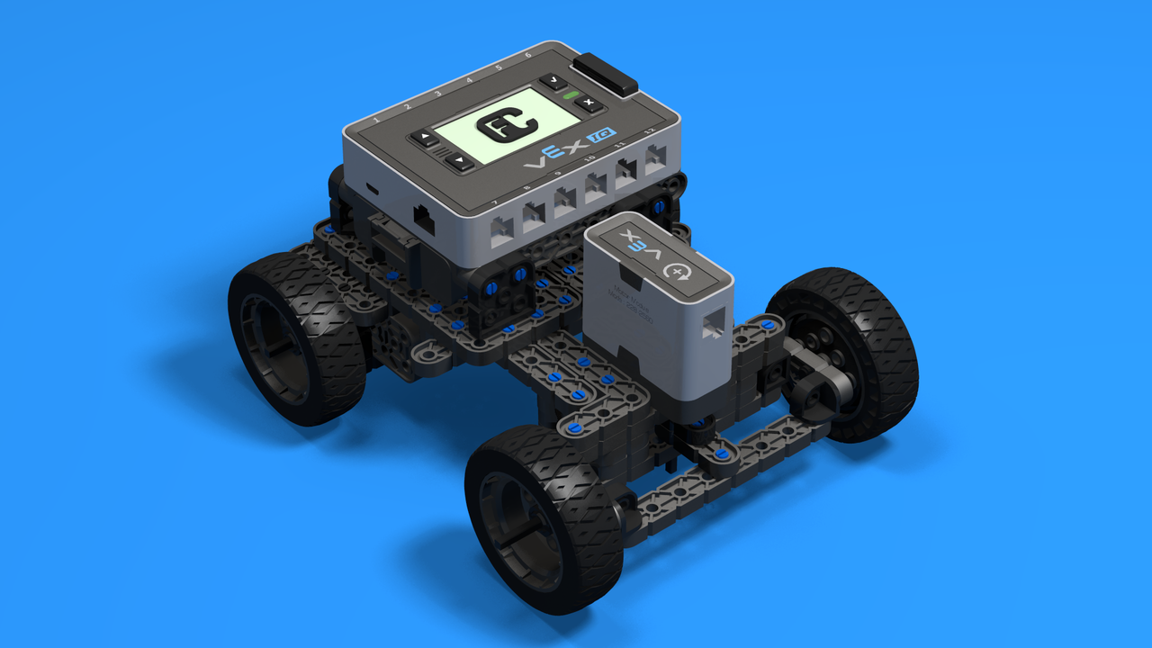 Image for VEX IQ Car With Remote Control