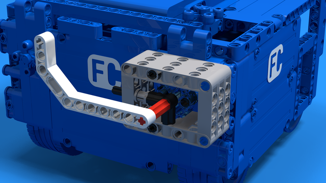 Image for SUV Front Active Attachment for Box Robot