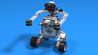 Image for Real Steel Boxing Robot from LEGO Mindstorms