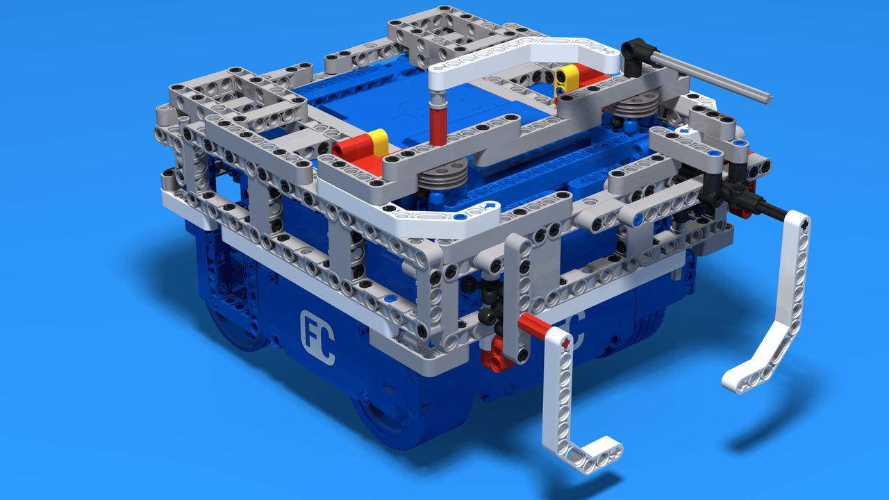 Image for SUV Box Robot for Robotics Competitions