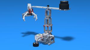 Image for Lesson 1 - Crane