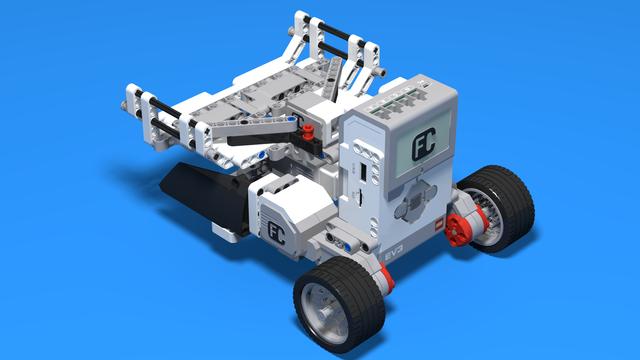 Image for Arnold - a LEGO Mindstorms EV3 Dump Truck